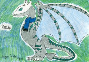 Marro the Wyvern by FlygonPirate