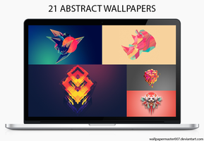 21 Abstract Wallpapers [Collection] by wallpapermaster007