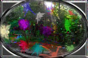 Through the Faerie Glass by KEArnold
