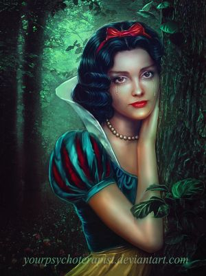 Snow white by yourpsychotherapist