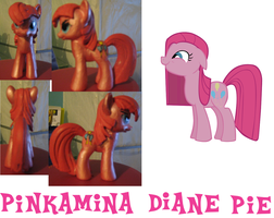 pinkamina diane pie by Hope-Loneheart