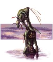 Swamp Nymph by V4m2c4
