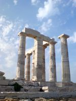 Temple of Poseidon 2 by CASPeR3