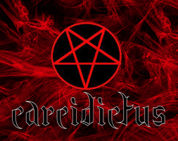 Carcidictus band logo by Razorblade666