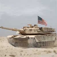 m1 abrams by Rlpic