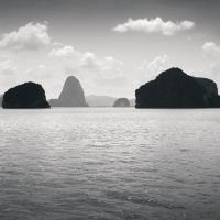 Phang Nga Bay, Study 10 by kapanaga