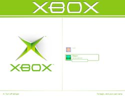 White Xbox Update by shawken