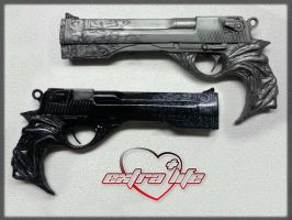DMC GUNS by RabbitMeatVendor