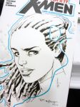 Cecilia Reyes doodle - SDCC 2014 by aethibert