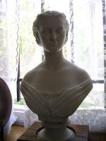Marble Bust 2 by chamberstock