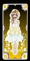 Card Belle by MangiE-31