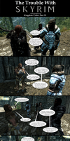 The Trouble with Skyrim Kingdom Come Part 33 by Sir-Douglas-of-Fir