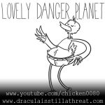Lovely Danger Planet: Blood Trousers 1 by Chicken008