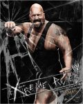 WWE Extreme Rules Poster by Mr-Enjoy