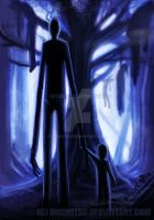 Slenderman: Come Little Children by Digimitsu