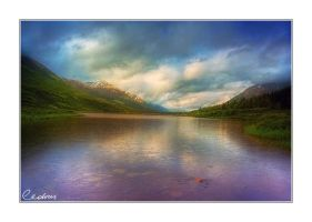 Summit Lake by cedrus