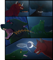 Wolf Song Page 34 by ShroudofShadows