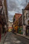Chinatown Alley, San Francisco by UberPickleMonkey