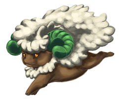 Whimsicott by Sontine