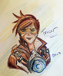 Tracer by Grims-tales123