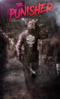 The Punisher (Concept) by Klonaris