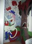 Wall painting, 31-08-2011 by MvrLiset