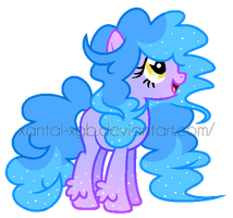 :|Custom|: Female pony - Twinkietastic by XantaL-XGB