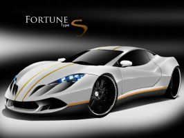 Fortune Type S Concept by Adry53