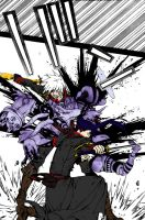 Allen and Kanda by ted1369