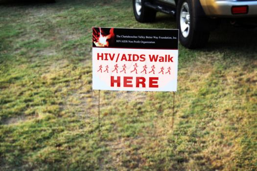 HIVAIDS Walk 2010 by LadyLuck89