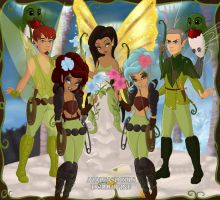 the movie epic characters and two new characters. by briannamason7