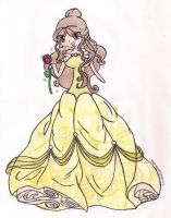 Princess Belle by Tamapokemon12