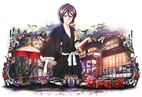 Sign Rukia by DS-Thalison