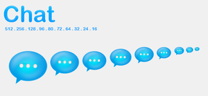Chat Dock Icon by AxiSan