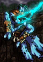 Soul Reaver Raziel Finished by ShynTheTruth