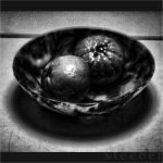 Tangerines in a Bowl by steeber