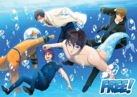 FREE! Eternal Summer by S-P-N