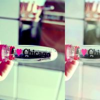 I love Chicago by CocoaDesert