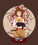 Fran Bow by Dagmell