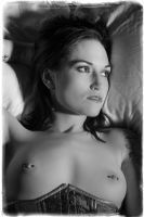 Boudoir by BrianMPhotography