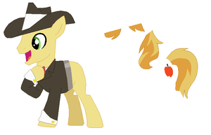 Wedding Braeburn Base by SelenaEde