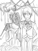 My Butler, My Lord - Circus by aozora-yume15