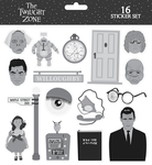 The Twilight Zone Sticker Set by ChrisMMiller