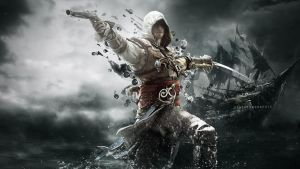 Edward Kenway by DemircanGraphic