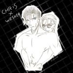 ChrisxWesker by raissaharuno