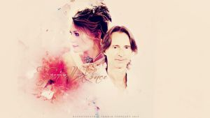 All At Once - Robert + Emilie by BloodyDeath11