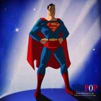 Classic Superman by DESPOP