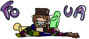 Doctor Countdown: 4 by awesomewolf123