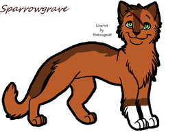 Sparrowgrave by Shadowpaw909