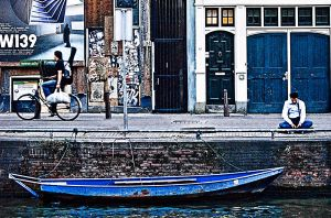 happiness in amsterdam. by veilside000